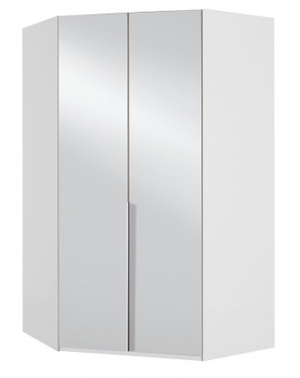Klasická NewYork42 - Skriňa, 120/208/120 (alpská biela)