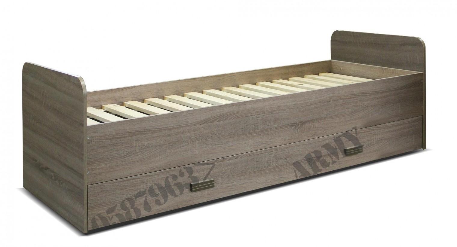 Klasická posteľ ARMY 15(hluzovka)