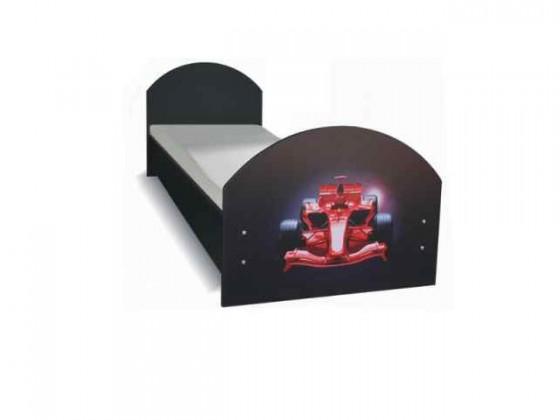 Klasická posteľ F1 carbon 16(F1 carbon)