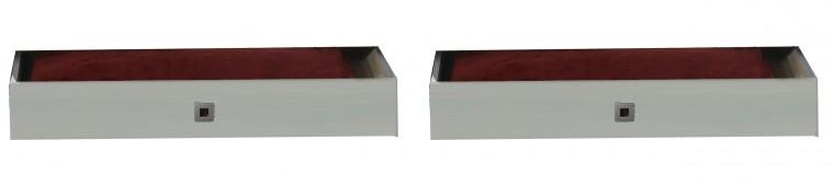 Klasická posteľ Jette - 320288 (alpská biela)