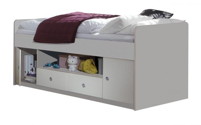 Klasická posteľ Jette - 320467 (alpská biela)