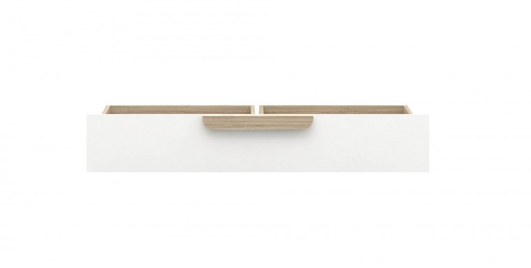 Klasická posteľ Lace LCXL011(dub sonoma)