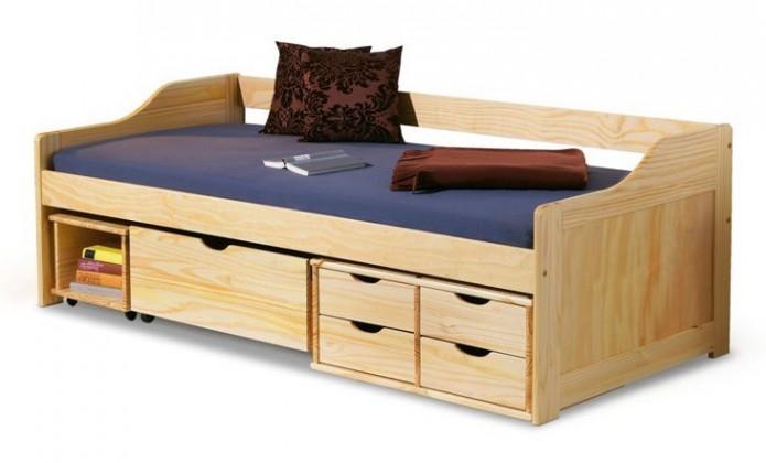 Klasická posteľ Maxima