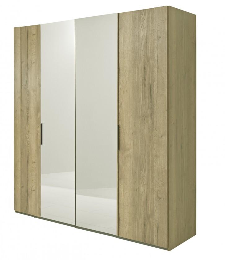 Klasická Tender - 577217 (divoký dub natur/feelwood/dymové zrkadlo)