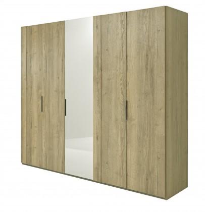 Klasická Tender - 577218 (divoký dub natur/feelwood/dymové zrkadlo)
