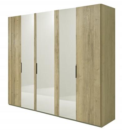 Klasická Tender - 577260 (divoký dub natur/feelwood/dymové zrkadlo)