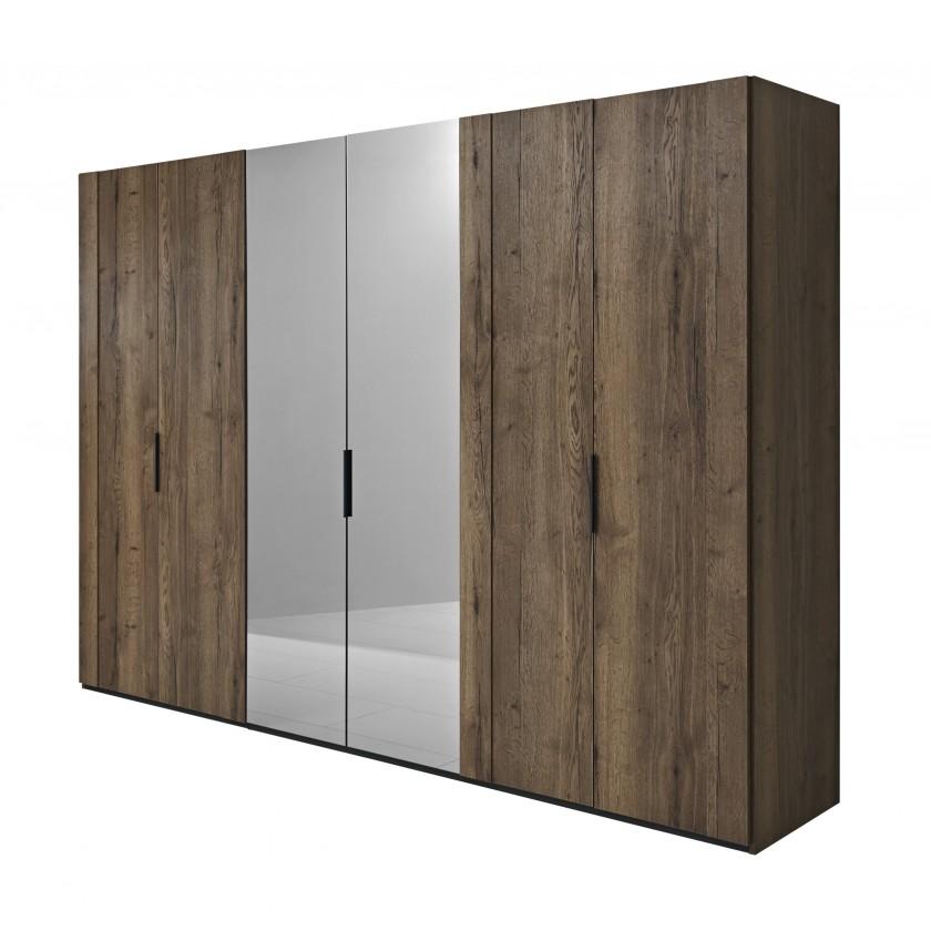 Klasická Tender - 577419 (divoký dub antický/feelwood/dymové zrkadlo)