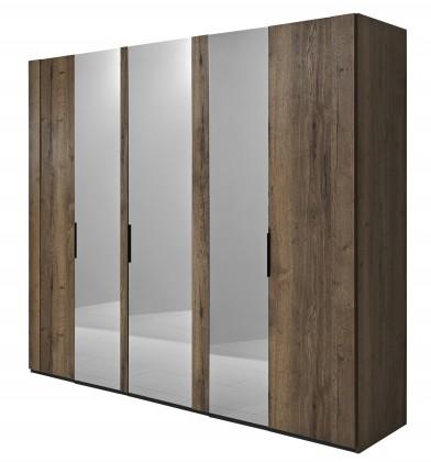 Klasická Tender - 577460 (divoký dub antický/feelwood/dymové zrkadlo)