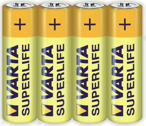 Klasické batérie Batérie VARTA Superlife AA 4ks