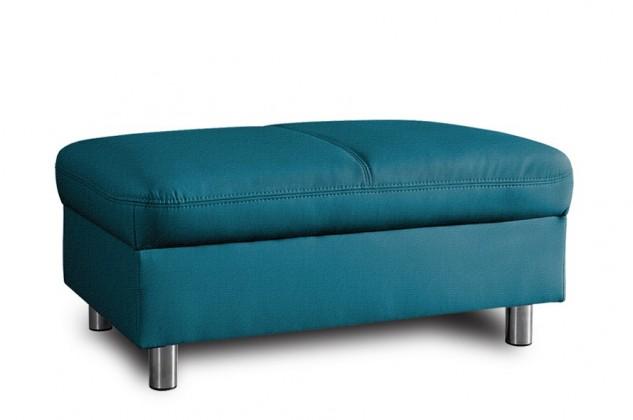Klasické taburetky Taburetka Amigo obdĺžnik modrá