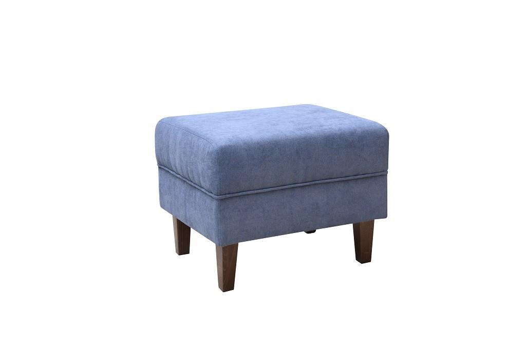Klasické taburetky Taburetka Casis modrá bez ÚP