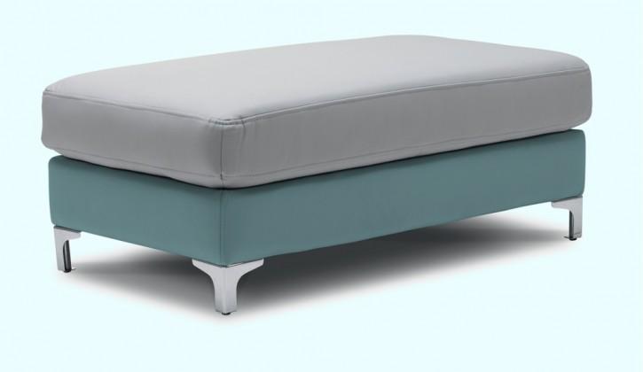 Klasické taburetky Taburetka Genova obdĺžnik biela zelená ÚP