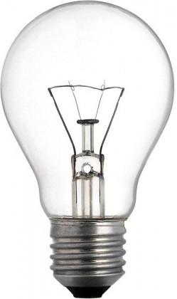 Klasické žiarovky TES-LAMP ŽÁROVKA E27 60W ČIRÁ