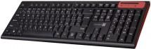Klávesnica Connect IT CKB3000, bezdrôtová, nízke klávesy, čierna