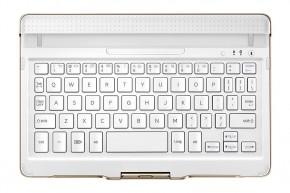 """Klávesnica Samsung pre Galaxy Tablet S 8,4"""", biela"""