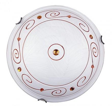Kleon - Nástenná svietidla, E27 (alabastrová sklo/bronzová)