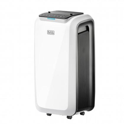 Klimatizácia Klimatizácie Black+Decker BXPAC9000E VADA VZHĽADU, ODRENINY
