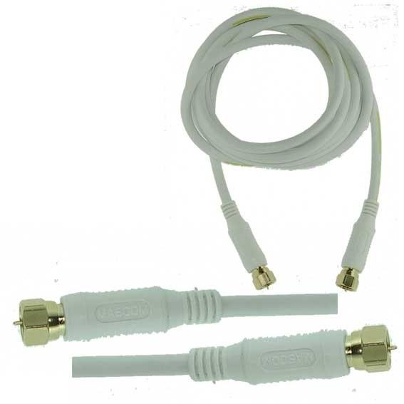 Koaxiální kabely, konektory Mascom 7676-200W