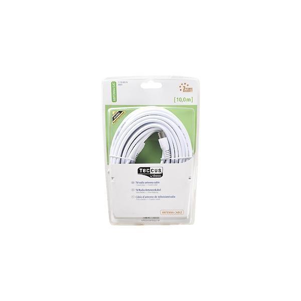Koaxiální kabely, konektory  Vivanco Anténní kabel V30222