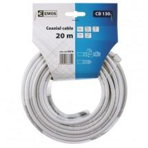 Koaxiálny kábel Emos S537 20m
