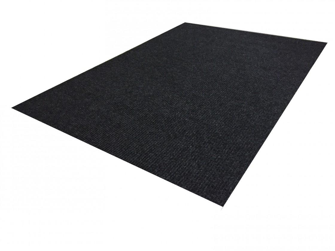 Koberec čistiaca zóna Pólo 133x300 cm (antracit)