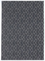 Koberec Cube (160x230, sivá)