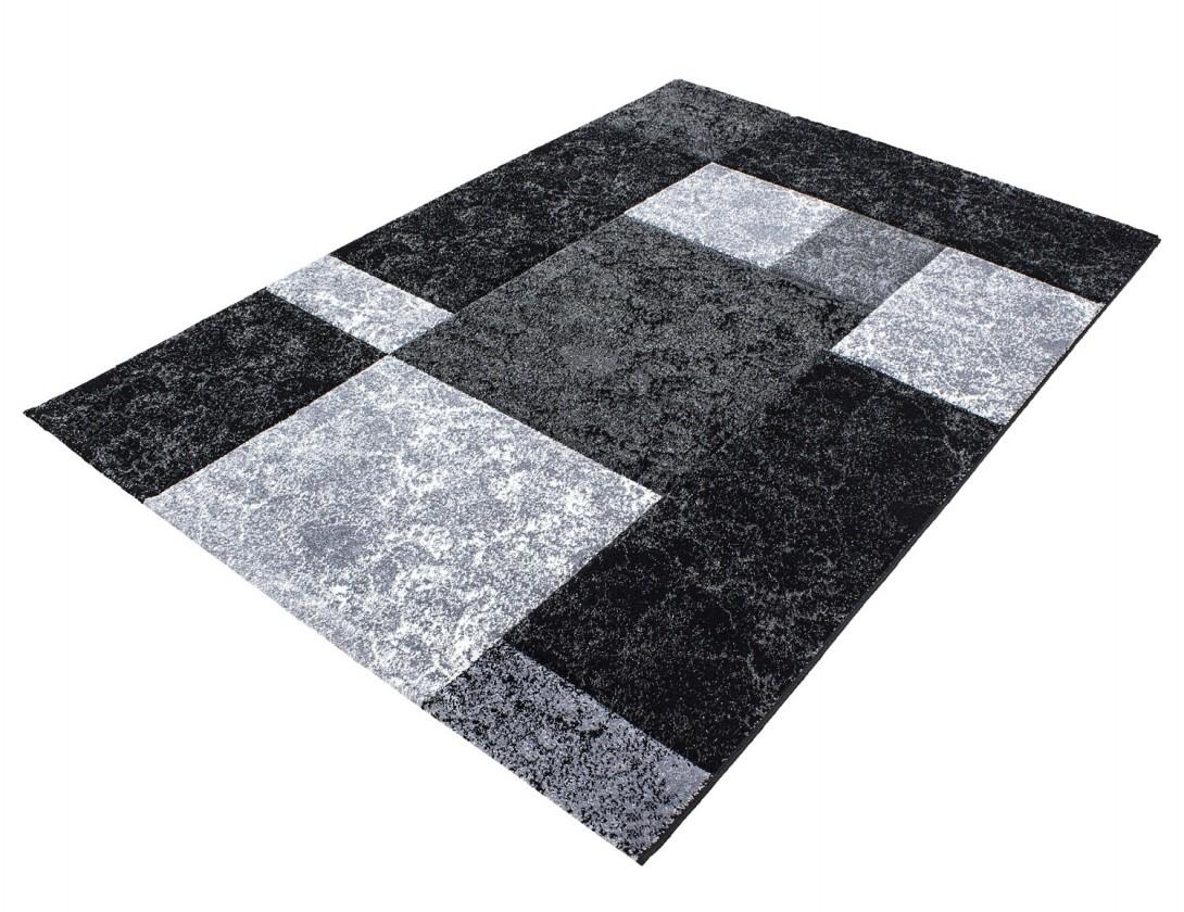 Koberec - Hawaii 1330, 80x150 cm (čierna)