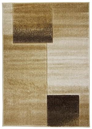 Koberec - Joy de luxe L127/7282, 120x170 cm (béžovohnedá)