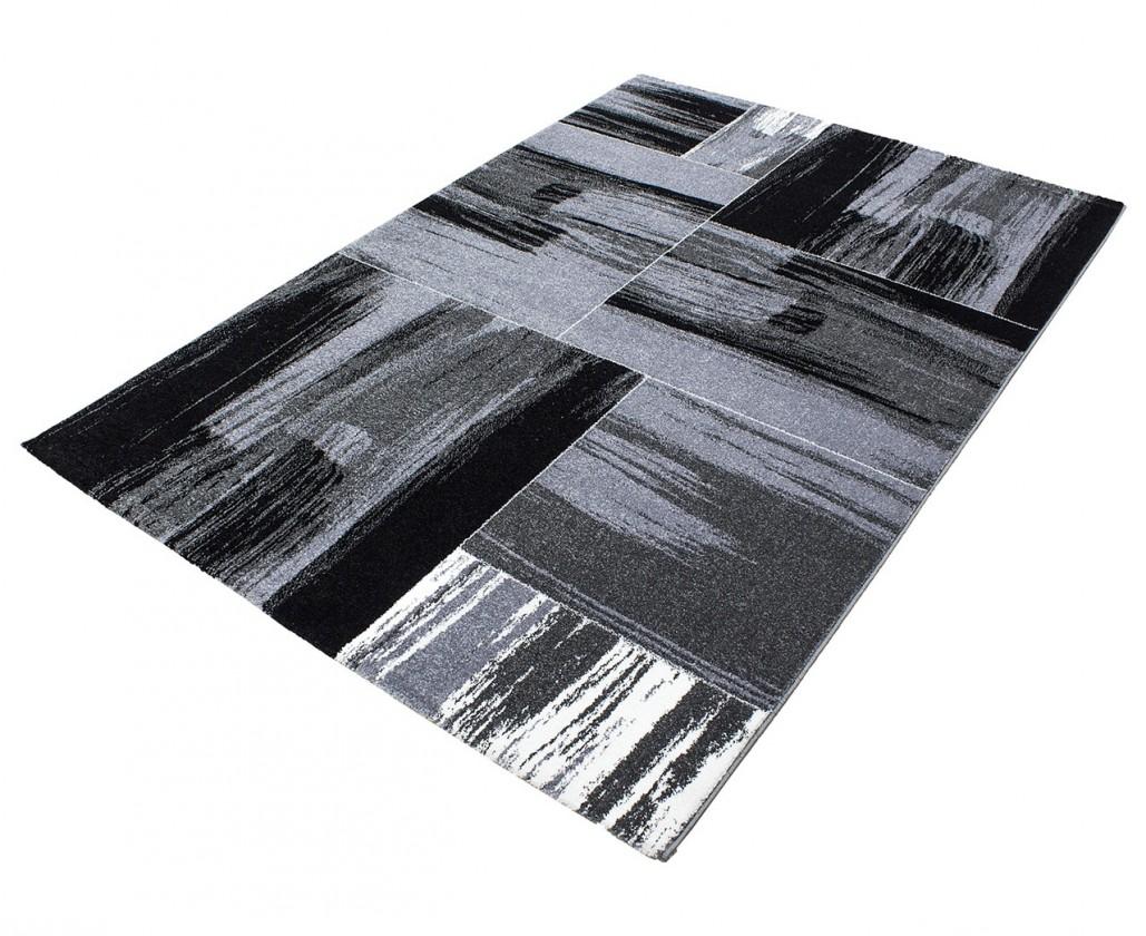 Koberec - Lima 1350, 80x150 cm (sivá)