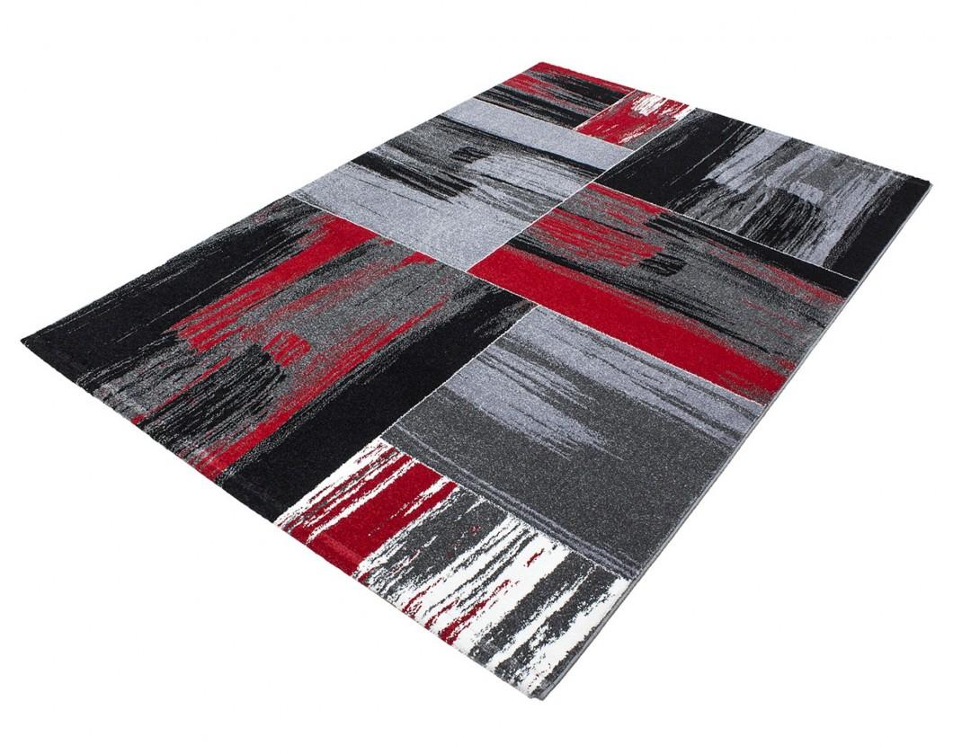 Koberec - Lima 1350, 80x300 cm (červená)