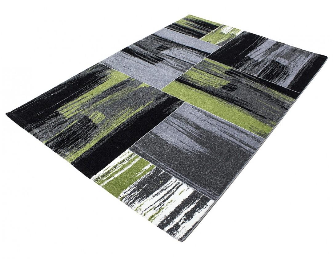 Koberec - Lima 1350, 80x300 cm (zelená)