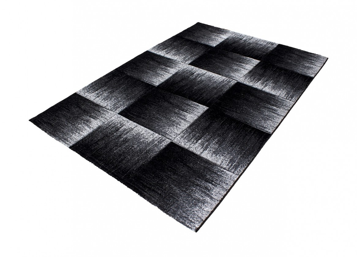 Koberec - Oslo 4210, 80x150 cm (čierna)