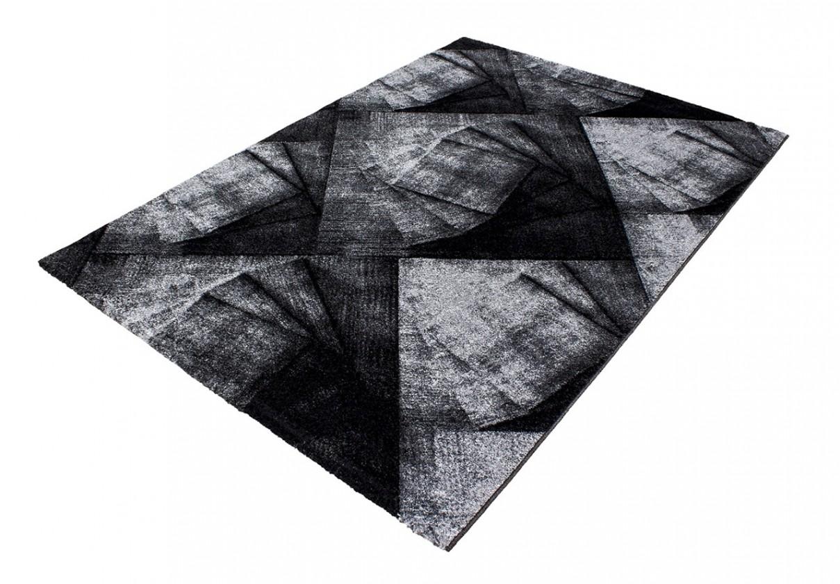 Koberec - Oslo 4220, 160x230 cm (čierna)