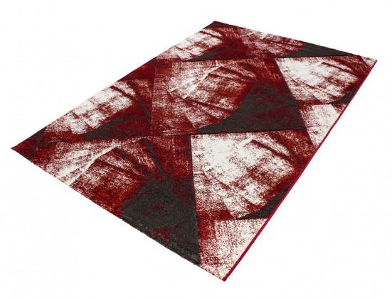 Koberec - Oslo 4220, 80x150 cm (červená)