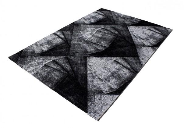 Koberec - Oslo 4220, 80x300 cm (čierna)