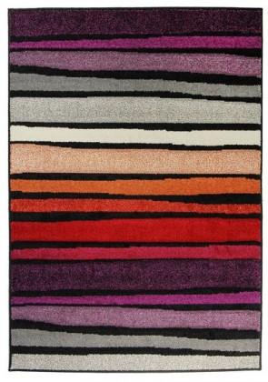 Koberec - Portland 3064 AL1 Z, 200x285 cm (sivočervenofialová)