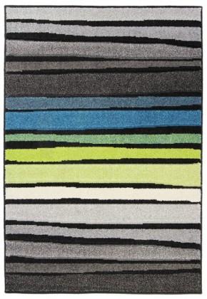 Koberec - Portland 3064 AL1 Z, 67x120 cm (sivozelenomodrá)