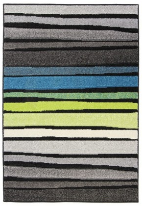 Koberec - Portland 3064 AL1 Z, 80x140 cm (sivozelenomodrá)