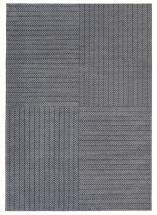 Koberec Quatro (160x230, sivá)