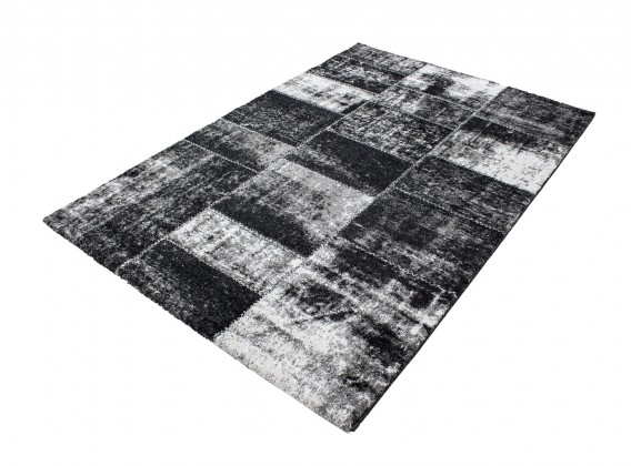 Koberec - Riva 3240, 160x230 cm (čierna)
