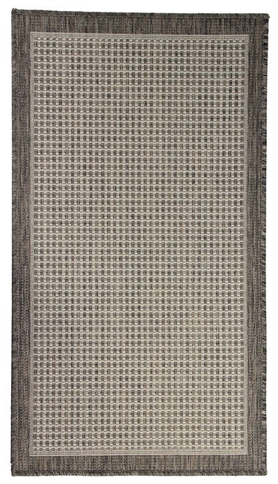 Koberec - Sisalo 2822 W71 I, 133x190 cm (béžovohnedá)