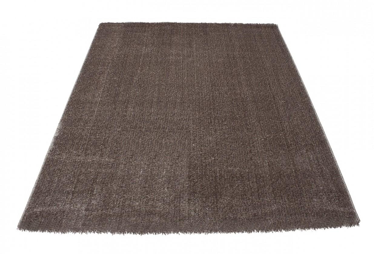 Koberec - Soft Shaggy 1900, 160x230 cm (hnedá)