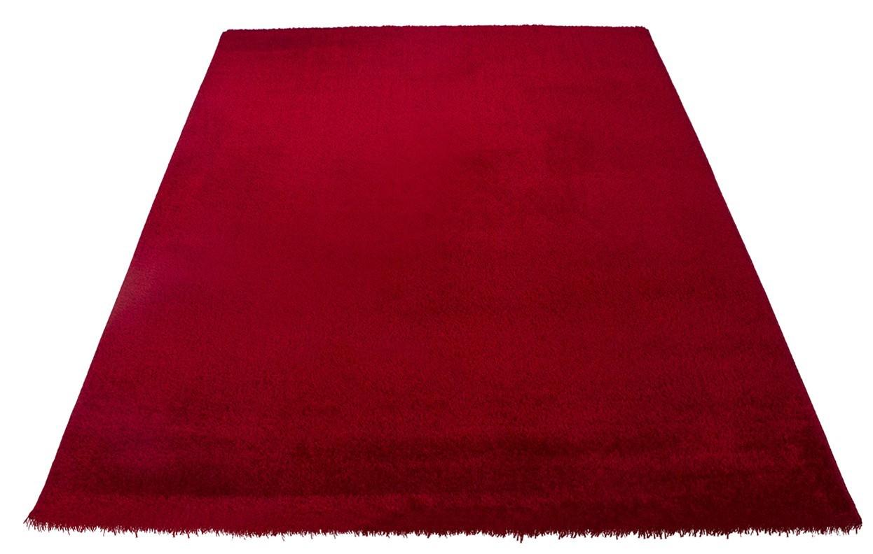 Koberec - Soft Shaggy 1900, 200x290 cm (červená)