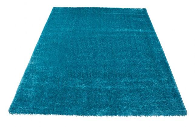 Koberec - Soft Shaggy 1900, 200x290 cm (modrá, zelená)