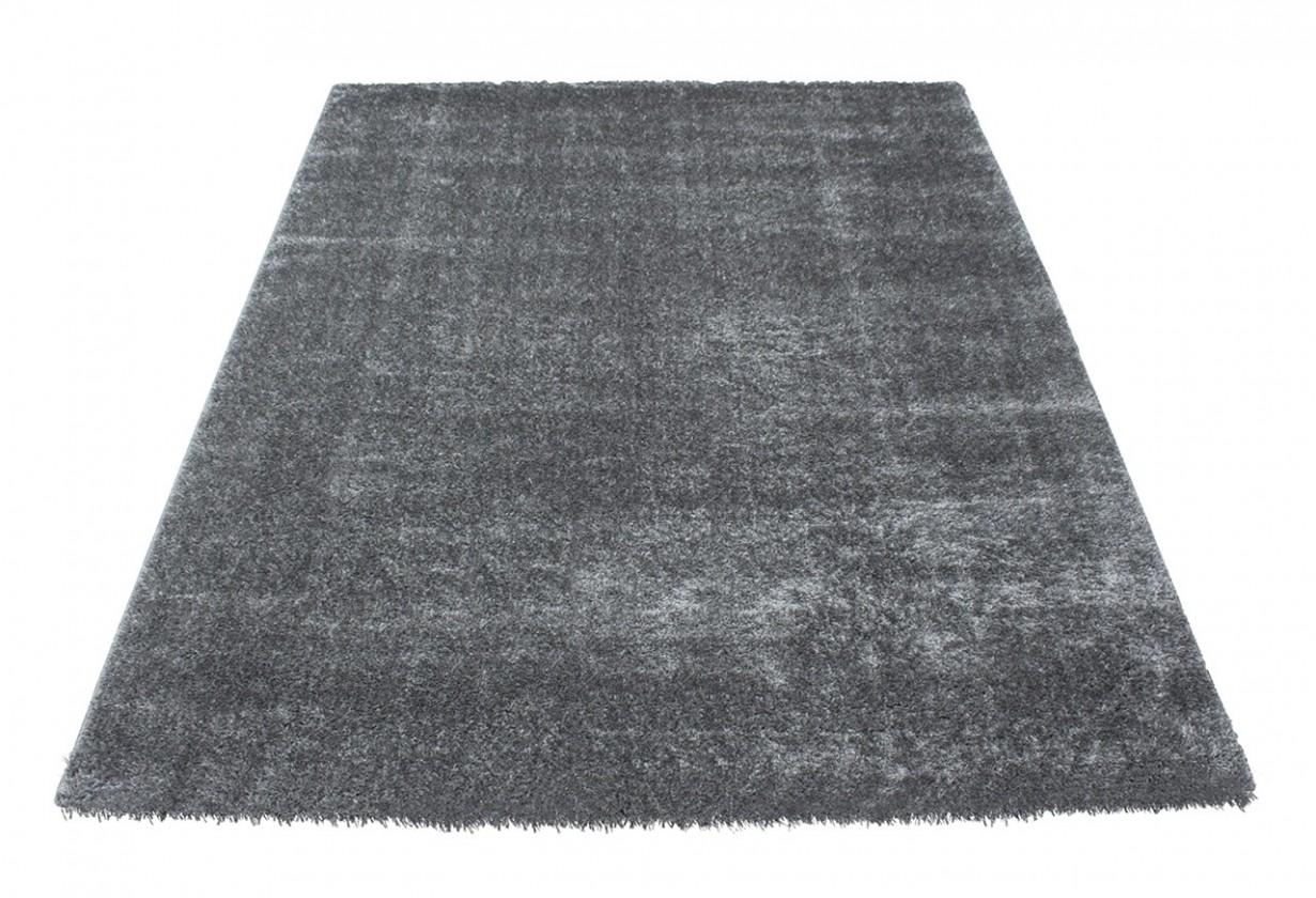 Koberec - Soft Shaggy 1900, 80x150 cm (sivá)
