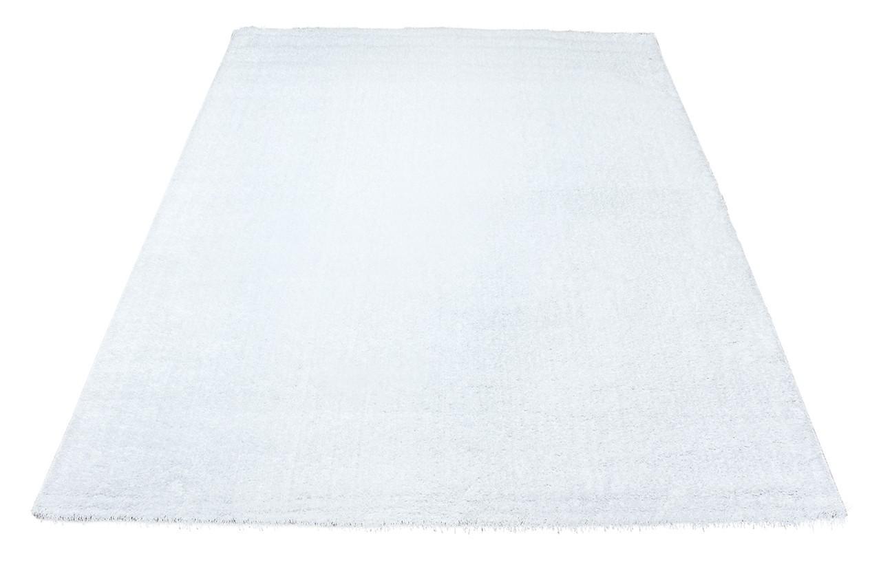 Koberec - Soft Shaggy 1900, 80x300 cm (biela)