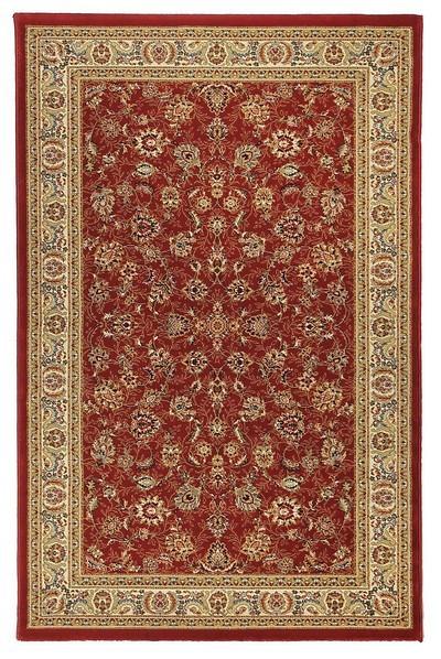 Koberec - Tashkent 170P, 200x285 cm (červená klasika)