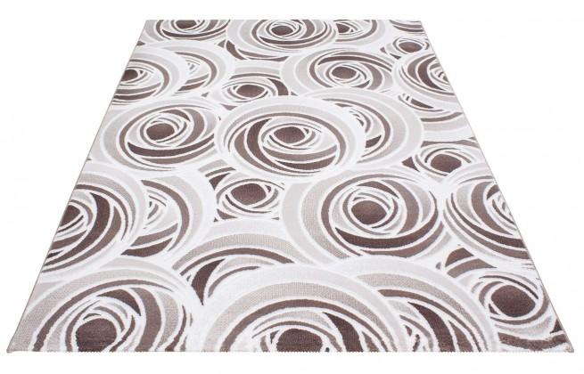 Koberec - Topkapi 7560, 80x300 cm (bielohnedá)