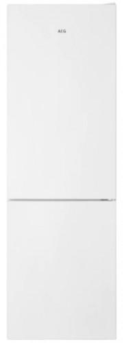 Kombin. chladnička s mrazničkou dole AEG RCB632E4MW, A++