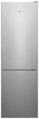 Kombin.chladnička s mrazničkou dole AEG RCB632E4MX, A++